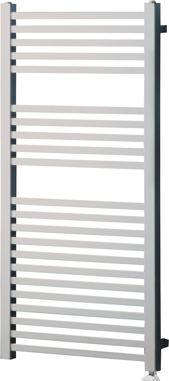 Towelrads Towelrads Square Electric Towel Warmer 1200 x 600 - Chrome