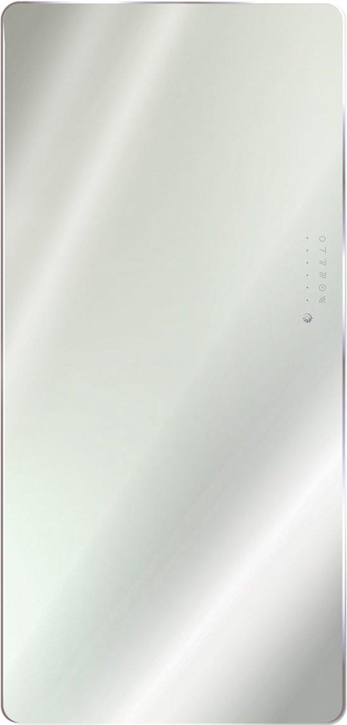 Towelrads Towelrads Vetro Frame Electrical 1000 x 500 mm Glass Radiator 700W - Mirror