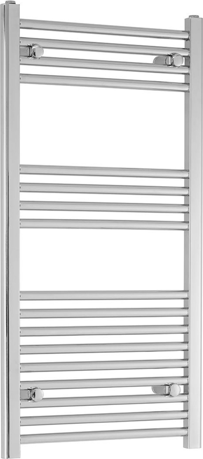 Towelrads Towelrads Heating Style Blythe Ladder Rail 1000x400mm Straight - Chrome