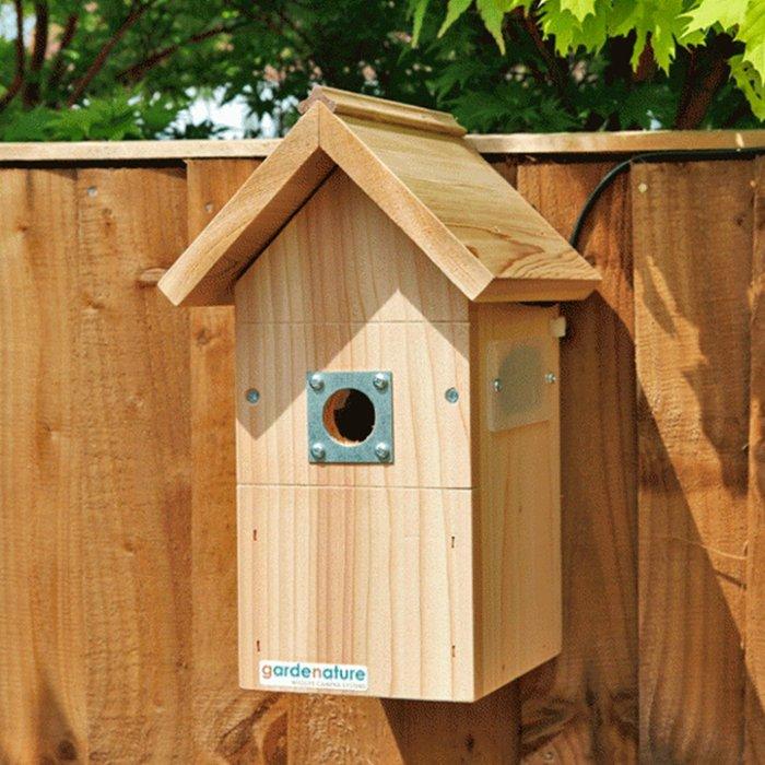 Gardenature Gardenature Bird Box and Feeder Camera System - 40 metre