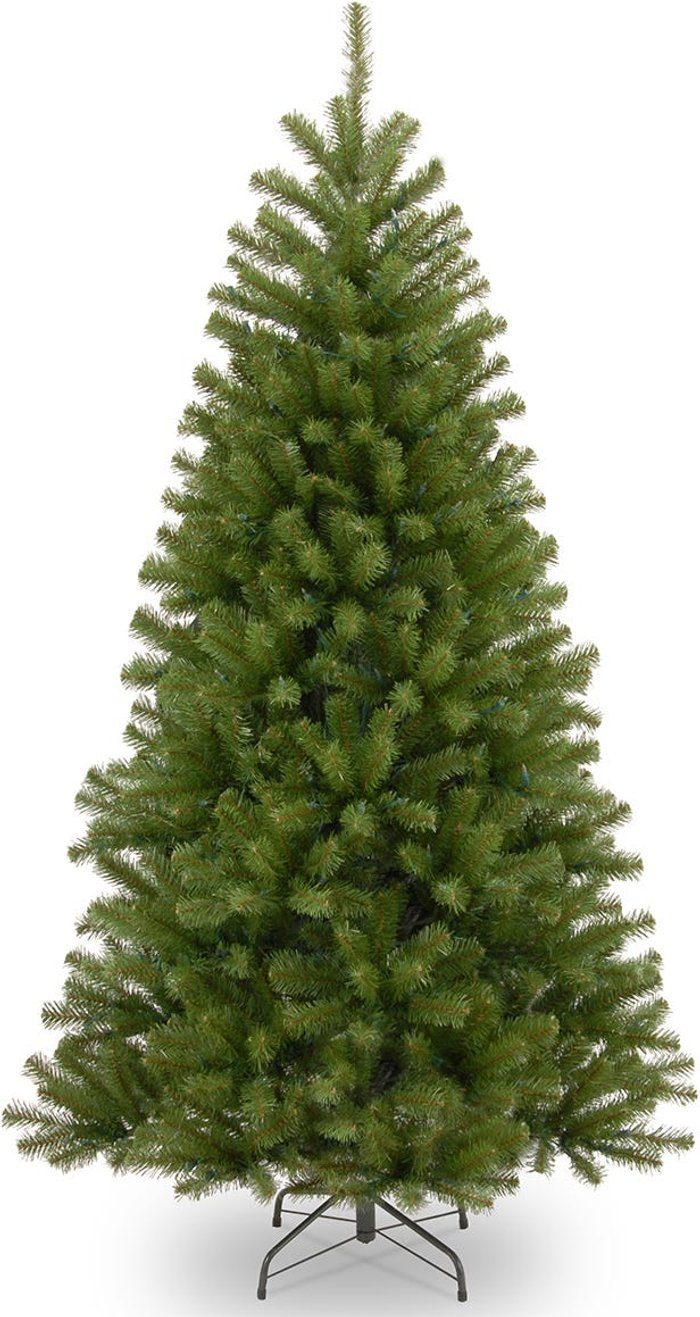 National Tree Company National Tree Company North Valley Spruce Christmas Tree - 7ft
