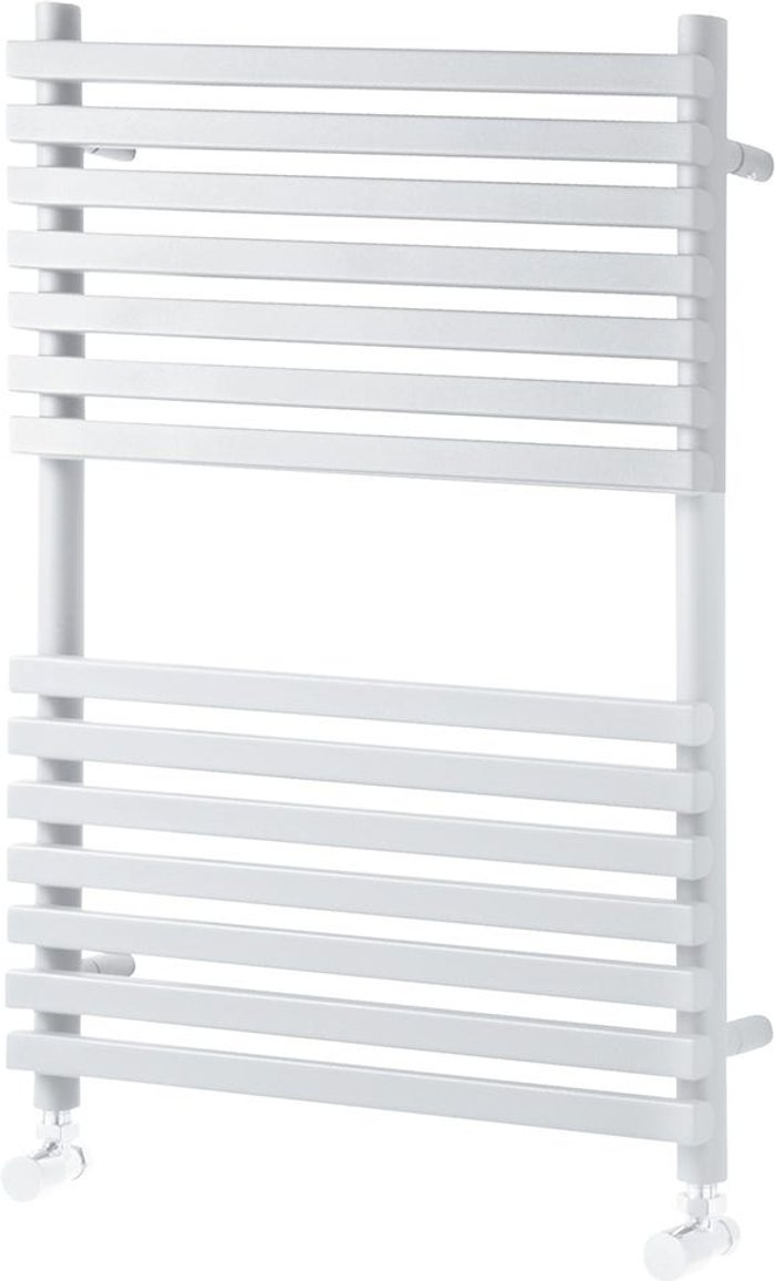 Towelrads Towelrads Oxfordshire Ladder Towel Rail Radiator - White 750x500