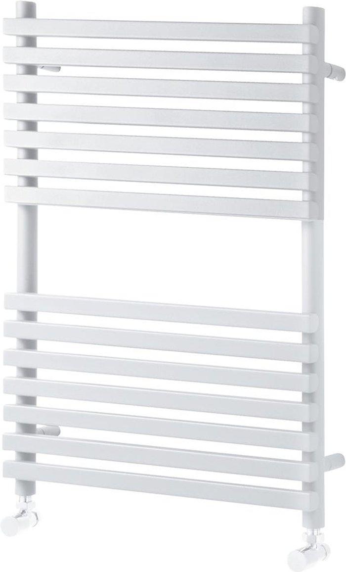 Towelrads Towelrads Oxfordshire Ladder Towel Rail Radiator - White 1186x500