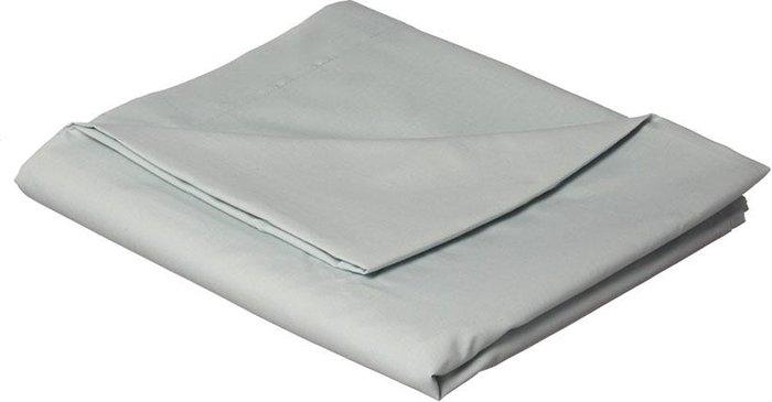 Catherine Lansfield Catherine Lansfield Duck Egg Non-Iron Plain Dye Flat Sheet
