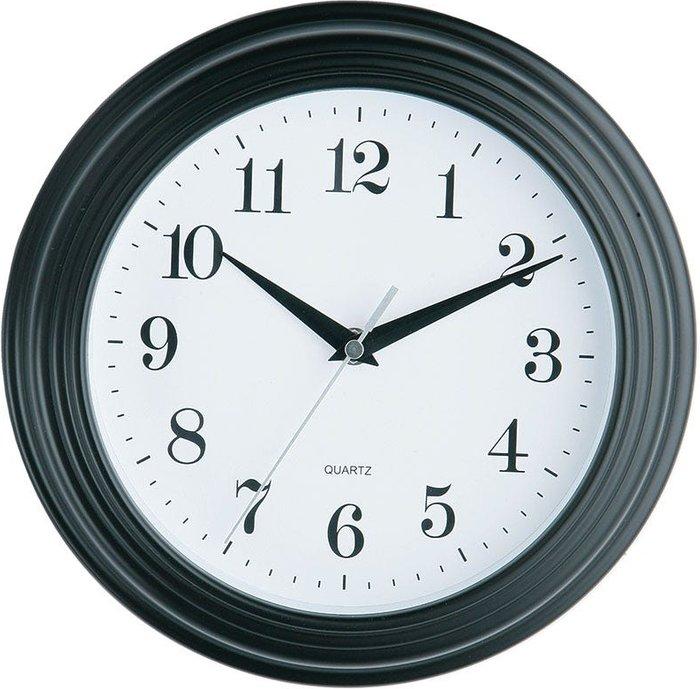 Premier Decorations Premier Decorations Vintage Wall Clock - Black