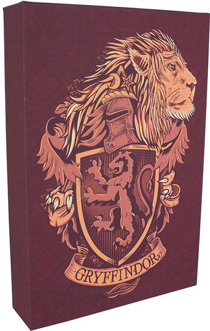 Paladone Products Paladone Products Harry Potter Gryffindor Luminart