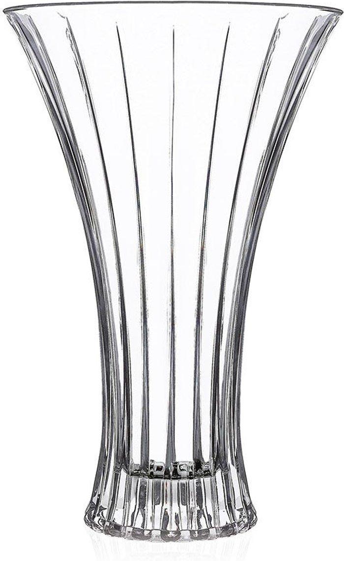 RCR RCR 30cm Timeless Crystal Vase - Clear