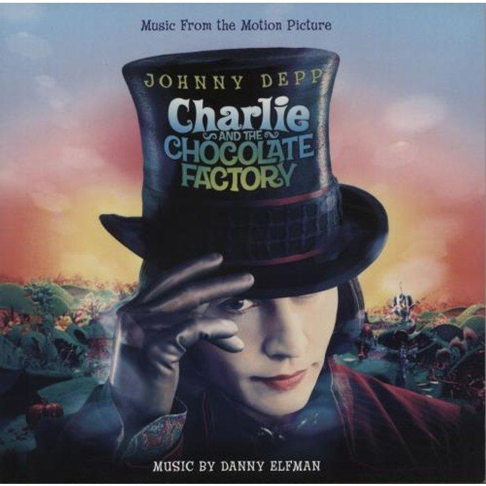 Original Soundtrack: Charlie & the Chocolate Factory Gatefold sleeve [2LP VINYL]