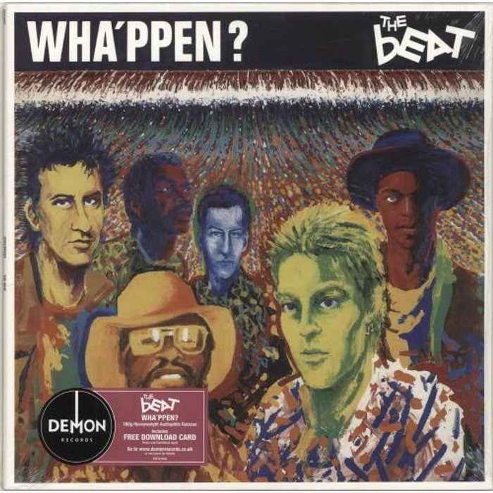 The Beat The Beat - Wha'ppen New Vinyl LP