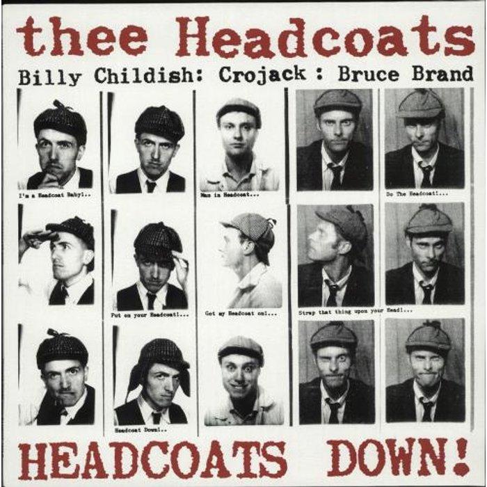 Thee Headcoats Headcoats Down [VINYL]