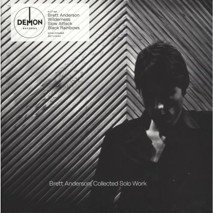 Brett Anderson Collected Solo Work [VINYL]