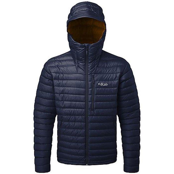 Rab Rab Microlight Alpine Jacket Men blue Size L 2018 winter jacket