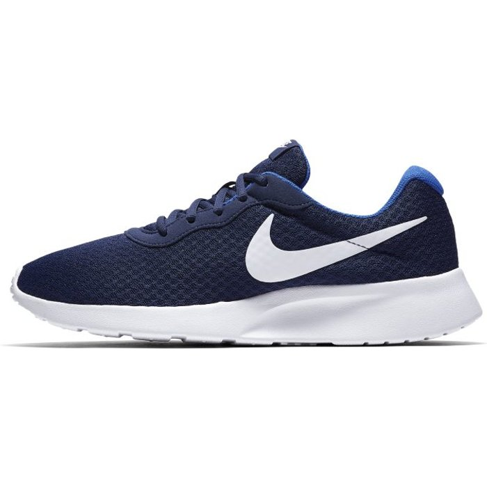 Nike Nike  TANJUN  men's Shoes (Trainers) in Blue. Sizes available:6.5,7.5,9.5