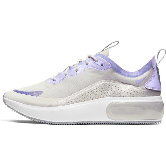 Nike Womens Nike Grey/Blue Air Max Dia SE Trainers -  Grey