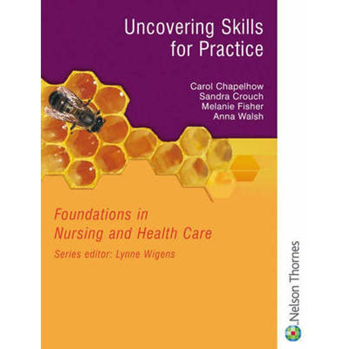 Uncovering skills for practice - Anna Walsh