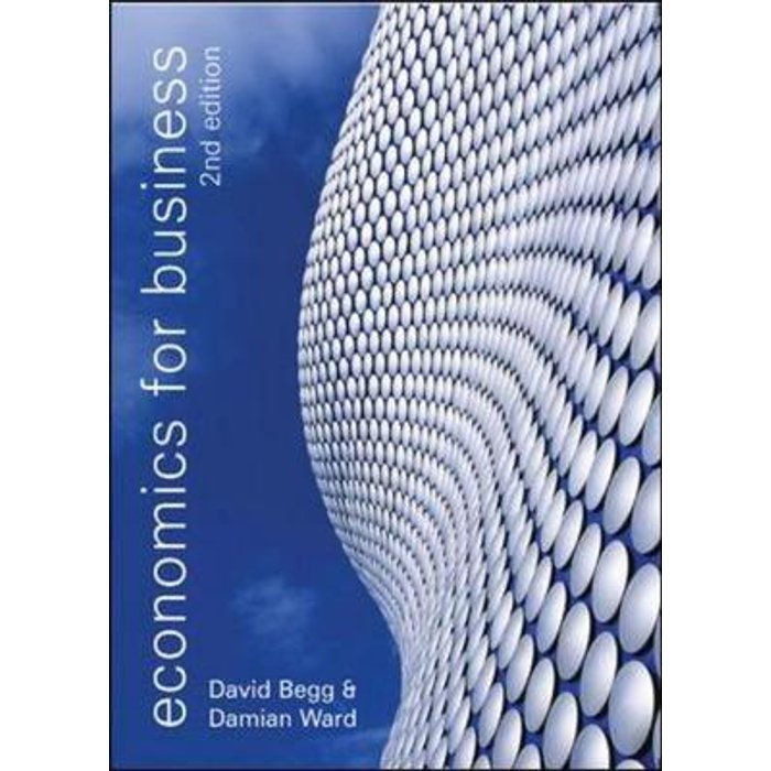 Economics for business - David Begg