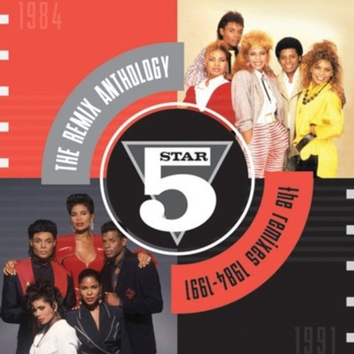 Five Star Five Star the Remix Anthology: the Remixes 1984-1991 New CD
