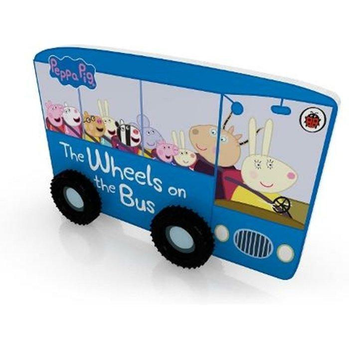 HALF PRICE! Peppa Pig: The Wheels on the Bus: (Peppa Pig)