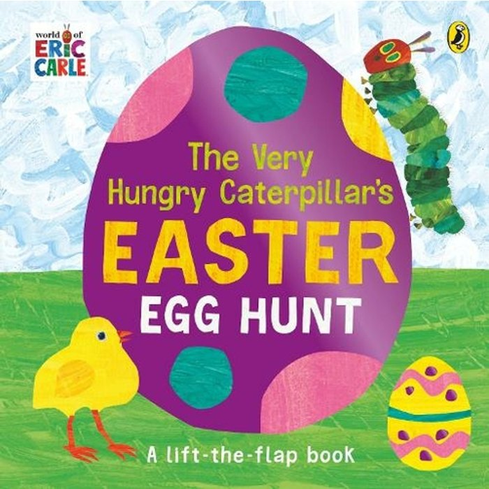 Save 30% - The Very Hungry Caterpillar's Easter