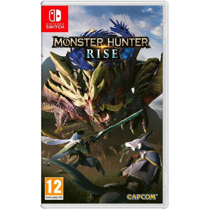 NINTENDO SWITCH Monster Hunter Rise