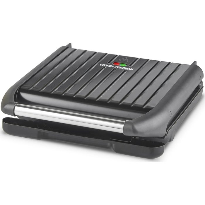 George For GEORGE FOR 25052 Entertaining Grill - Black, Black