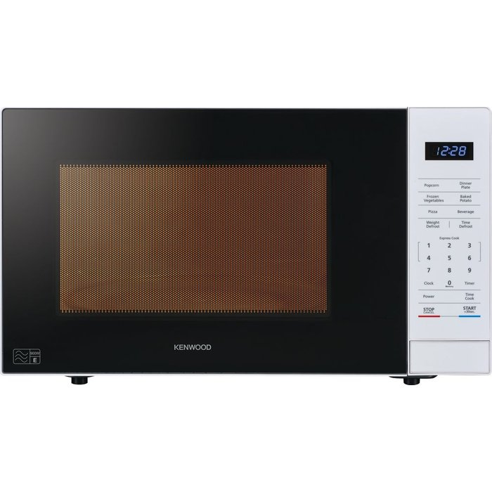 Save 56% - KENWOOD K25MW20 Solo Microwave - White, White