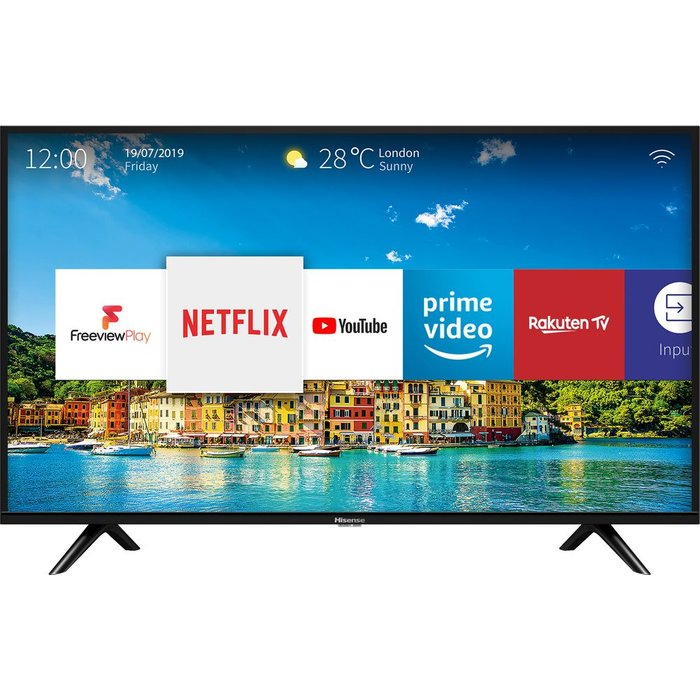 Blaupunkt Hisense H32B5600UK 32-Inch HD Ready Smart TV with Freeview Play 2019