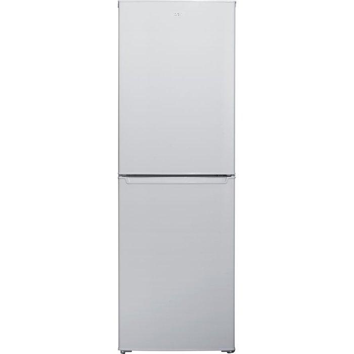 Save £80.00 - LOGIK LFC55W18 50/50 Fridge Freezer - White, White