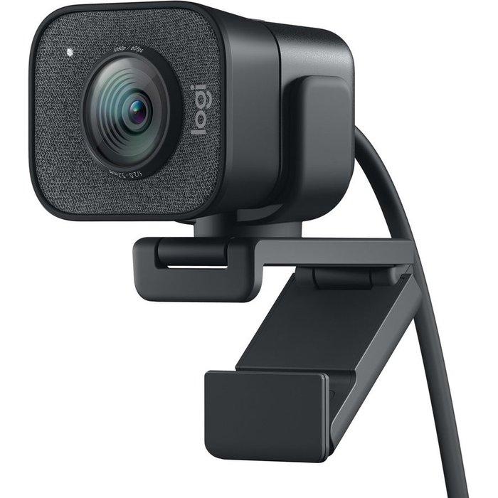 LOGITECH StreamCam Full HD Webcam - Graphite, Graphite