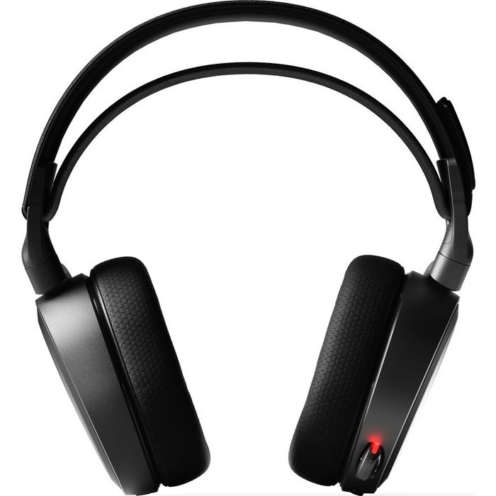 Save £20.00 - SteelserieS Arctis 7 Wireless 7.1 Gaming Headset, Black
