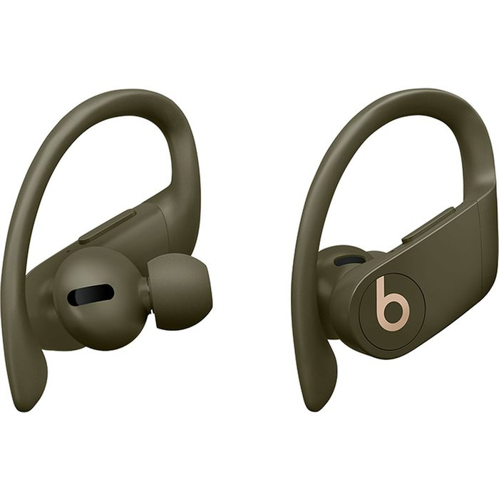 Save 32% - BEATS Powerbeats Pro Wireless Bluetooth Sports Earphones - Moss