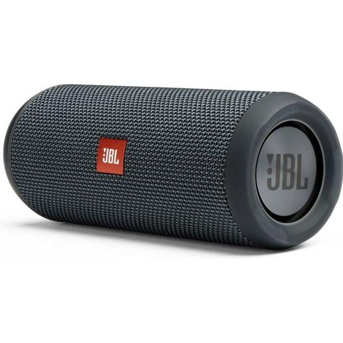 Save £10.00 - JBL Flip Essential Portable Bluetooth Speaker - Black, Black