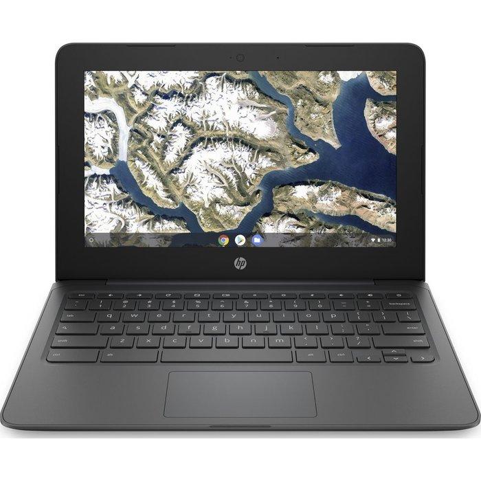 "Save £30.00 - HP 11a 11.6"" Chromebook - Intelu0026regCeleron, 32 GB eMMC, Grey, Grey"