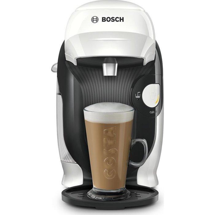 HALF PRICE! TASSIMO by Bosch Style TAS1104GB Coffee Machine - White, White