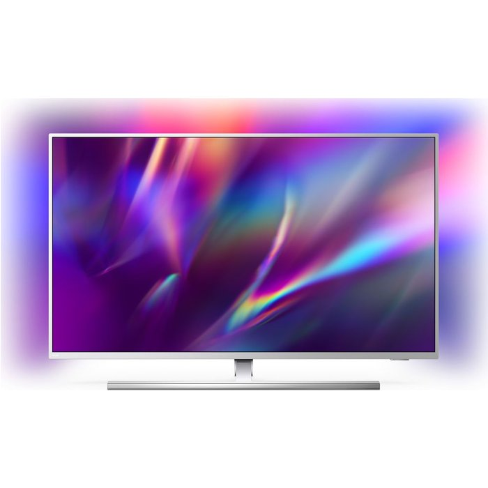 """Save £120.00 - 58""""  PHILIPS 58PUS8555  Smart 4K Ultra HD HDR LED TV with Google Assistant"""