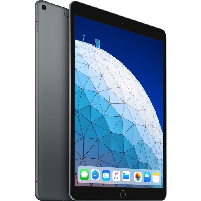 "Save 30% - 10.5"" iPad Air Cellular (2019) - 256 GB, Space Grey, Grey"