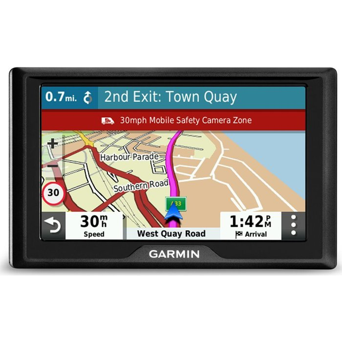 "Save £30.00 - GARMIN Drive 52 MT-S 5"" Sat Nav - UK & ROI Maps"