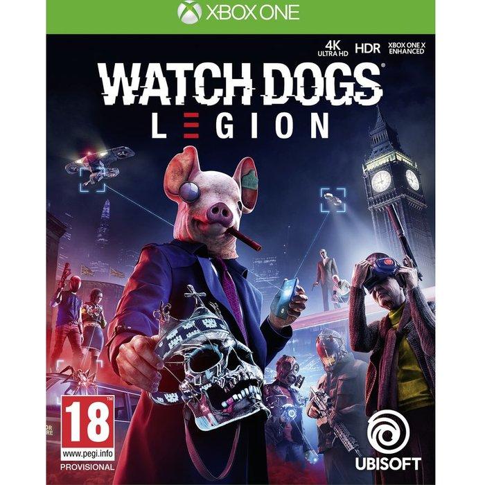 XBOX Watch Dogs: Legion