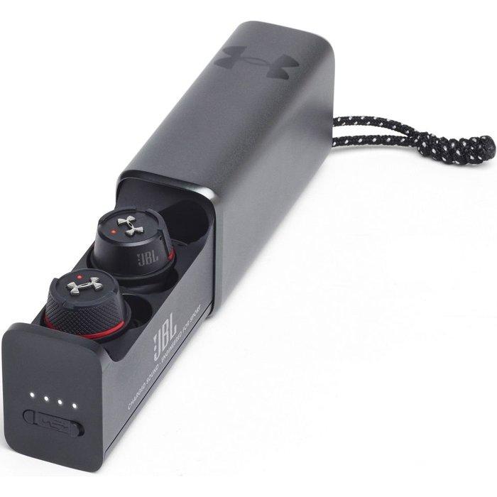 Save 40% - JBL Under Armour Flash Wireless Bluetooth Sports Earphones - Black, Black