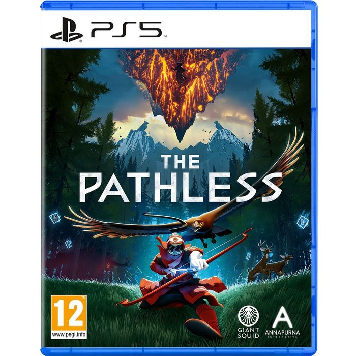 PLAYSTATION The Pathless - PS5