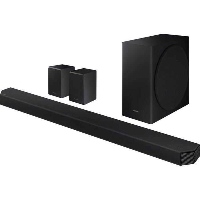 Save £200.00 - SAMSUNG HW-Q950T/XU 9.1.4 Wireless Sound Bar with Dolby Atmos & Amazon Alexa