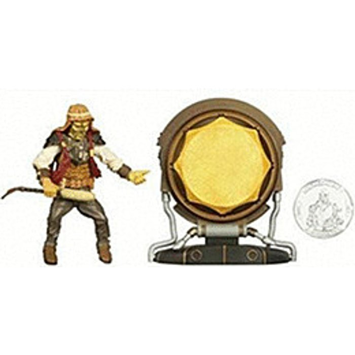 Hasbro Hasbro Star Wars 30th Anniversary Umpass-Stay with Collector Coin