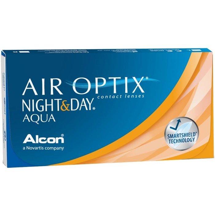 Alcon Alcon Air Optix Aqua Night & Day (6 pcs)