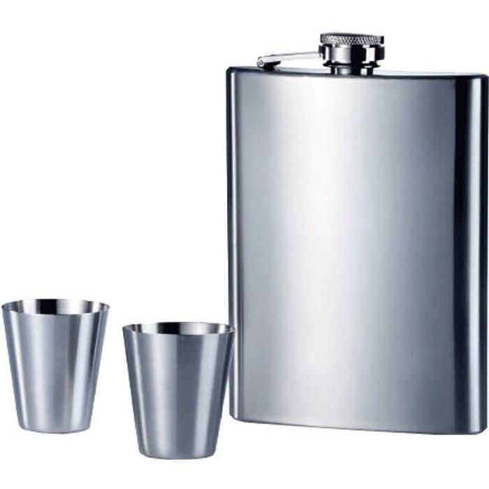 Premier Housewares Premier Housewares Flask Set