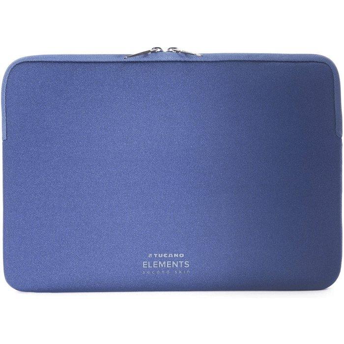Tucano Tucano BF-E-MBA13 Elements Second Skin Sleeve for MacBook Air 13 Inch, Black