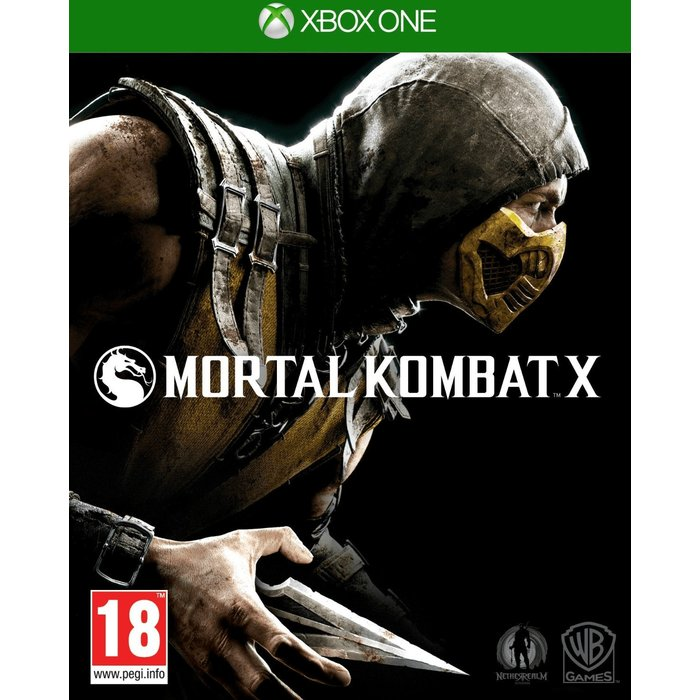 Warner Bros Mortal Kombat X (Xbox One)