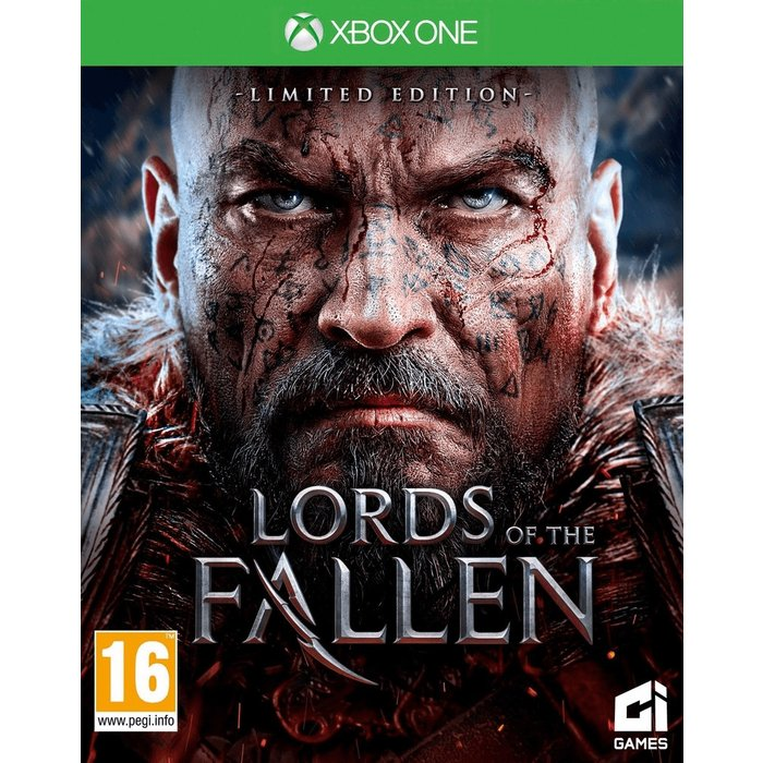 Bandai Namco Games Lords of the Fallen: Limited Edition (Xbox One)