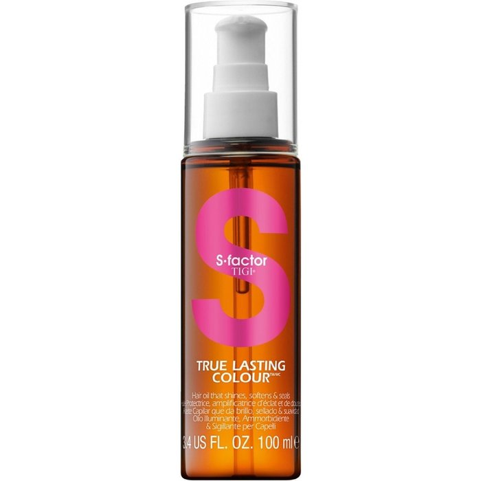 Tigi Tigi S-Factor True Lasting Colour Hair Oil (100ml)