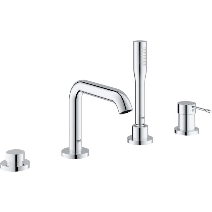 GROHE Grohe Essence 4-Hole Bath Combination 19578
