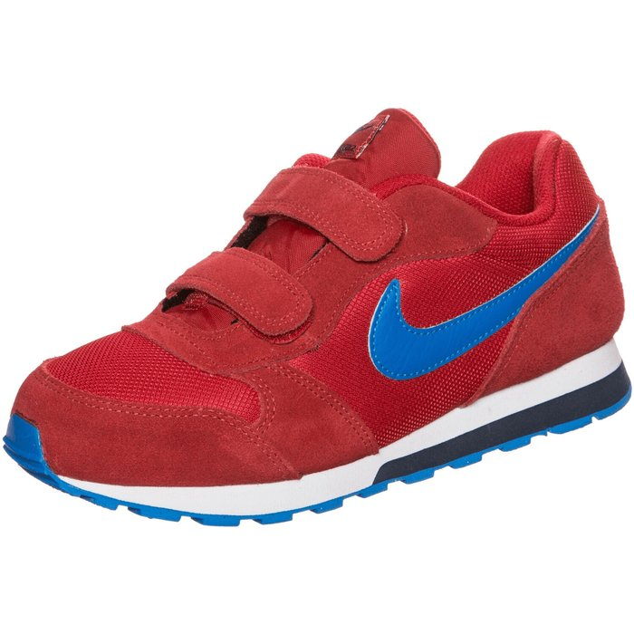 Nike Nike  MD RUNNER  girls's Children's Shoes (Trainers) in Black. Sizes available:10,10.5,12.5,13.5,14,11.5 kid,15,15.5